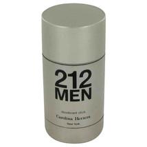 212 by Carolina Herrera 2.5 oz / 75 ml Deodorant Stick for Men - $34.64