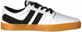 Osiris Mens White/Gum Canvas Lumin Lightweight Skateboarding Shoes Sneakers NIB image 3