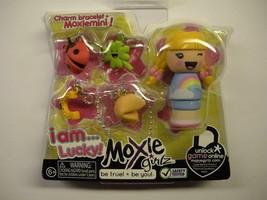 Moxie Girlz Charm Bracelet & Moxiemini - I AM . . . LUCKY - $9.89
