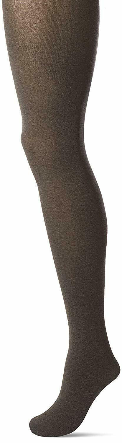 Wolford ANTHRACITE Cotton Velvet 80 Denier Tights, US Small image 3