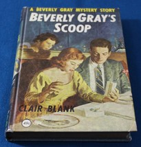 Berverly Gray No. 24, Beverly Gray's Scoop by Clair Blank - $15.00
