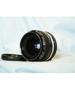 Nikon 28mm 2.8 AI Nikkor Prime Wide Angle Lens  -ACTUAL NIKON- - $40.00