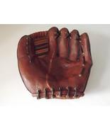 Russ Berrie Yesterdays Ballgame Ceramic Baseball Glove Mitt Change Holde... - $14.50
