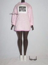 New Curvy Fashionistas 136 Barbie Doll Outfit for Gift Play or OOAK - $5.99