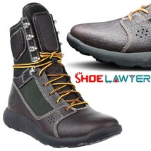 TIMBERLAND FLYROAM TACTICAL LIMITED EDITION MEN'S BOOTS BEEF AND BROCCOL... - $98.98
