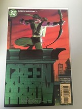 Green Arrow (2001 2nd Series) #11 Signed by Matt Wagner NM Near Mint - $11.88