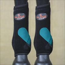 L- Hilason Infra-Tech Horse Rear Hind Leg Sport Boot Medicine U-UR-L - $64.95
