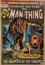 FEAR #11 Man-Thing (1972) Marvel Comics VG - $9.89