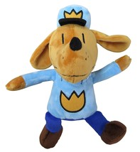 MerryMakers Dog Man Plush Toy, 9.5-Inch - $19.60