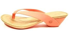 Timberland Flirtatious Thong Women's 90379 Rubber Orange Org Casual - $19.99