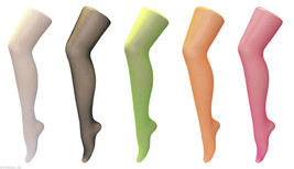 Sock Snob - Ladies Sexy Neon Coloured Dance Coloured Fishnet Tights 8 - ... - $6.64
