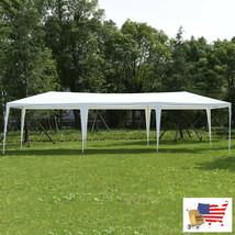 Gazebo Canopy 10' x 30' Outdoor Wedding Party Event Tent Gazebo Canopy W... - $218.76