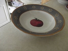 Block Country Orchard-Apple cereal bowl 15 available - $3.47