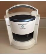 Black & Decker Lids Off Electric Jar Opener White JW200 Easy Open  - $22.98