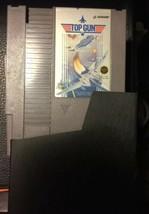 Top Gun (Nintendo Entertainment System, 1987) NES GAME CARTRIDGE ONLY - $4.06