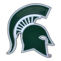 Fanmats NCAA Michigan State Spartans Diecast 3D Color Emblem Car Truck 2-4 Day - $10.64