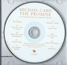 THE PROMISE by Michael Card image 4