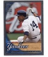 2010 Topps Update Black #US110 Curtis Granderson Yankees NM-MT /59 - $27.99