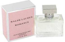 Romance Perfume  By Ralph Lauren for Women 3.4 oz Eau De Parfum S... - $92.45
