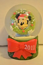 Disney Mickey Mouse JCPenney Snowglobe Christma... - $16.98