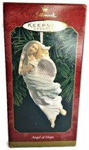 Hallmark Keepsake Ornament Angel of Hope Porcelain ©1999 image 1