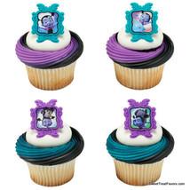 VAMPIRINA Girl Party CUPCAKE Birthday Decoration Rings 18 PCS Favors Tre... - $9.85