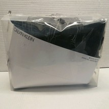 Calvin Klein - Modern Cotton Strata   Full/ Queen Duvet Cover BLACK - $101.96