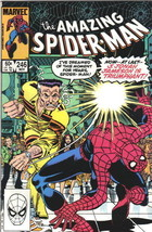 the Amazing Spider-Man Comic Book #246 Marvel Comics 1983 NEAR MINT NEW ... - $9.74