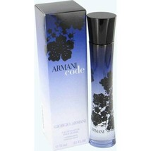 Giorgio Armani Armani Code 2.5 Oz Eau De Parfum Spray image 2