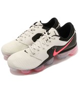 Nike Air Vapormax Light Bone Hot Punch Men Running Shoes Sneakers AH9046... - $89.99