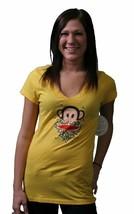 Paul Frank Bee-ard Yellow Julius T-Shirt