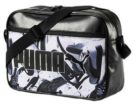 Puma 12 Ltrs Black-Sneaker Graphic Messenger Bag (7479501) - $75.99