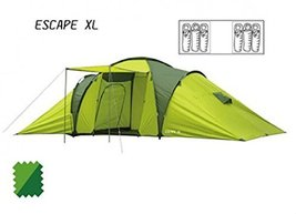 Hydrahalt Excape XL 6 Person Tent 2000hh Green - Summit - $240.59