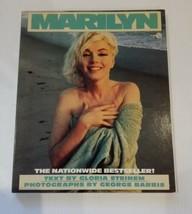 MARILYN : by Gloria Steinem and Barri Steinem (1987,~Paperback)  - $18.32