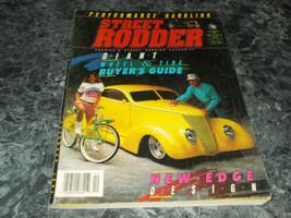 Street Rodder Magazine Vol 20 No 12 December 1991 Suspension - $0.99