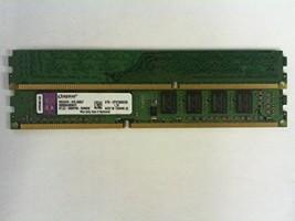 Kingston KTD-XPS730BS/2G 2GB Desktop Dimm DDR3 PC10600(1333) Unbuf 1.5v 1RX8 240 - $19.79