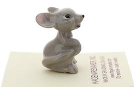 Hagen-Renaker Miniature Ceramic Mouse Figurine Mama Holding Tail image 2