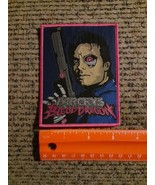 Far Cry 3 Blood Dragon Woven EMBELLISHED Sew on Patch NEW Synthwave Powe... - $29.40