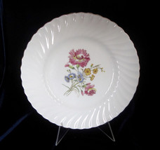 Vintage Minton Bone China Dinner Plate - S500 - Multi coloured floral ce... - $19.00