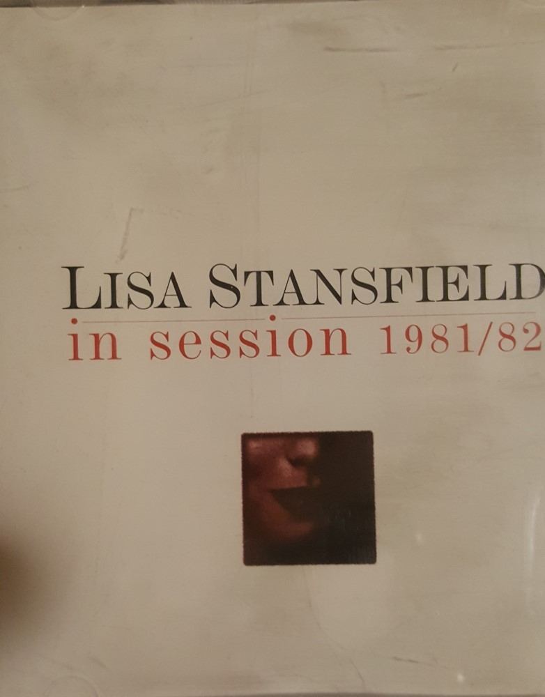 Lisa Stansfield in Session 1981/82 Cd