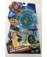 NEW Amazing Spider-Man WEB SPINNERS Launcher - THE LIZARD - 2012 Marvel NIB - $17.05