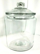 Heritage Hill Storage Jar Clear 2 Gallon by Anchor Hocking Operating Co ... - $29.99