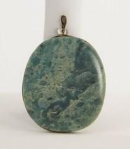 VINTAGE Jewelry LARGE & BEAUTIFUL GEMSTONE PENDANT - $15.00