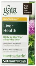 Gaia Herbs Liver Health, 60 Liquid Phyto-Capsules - $39.89