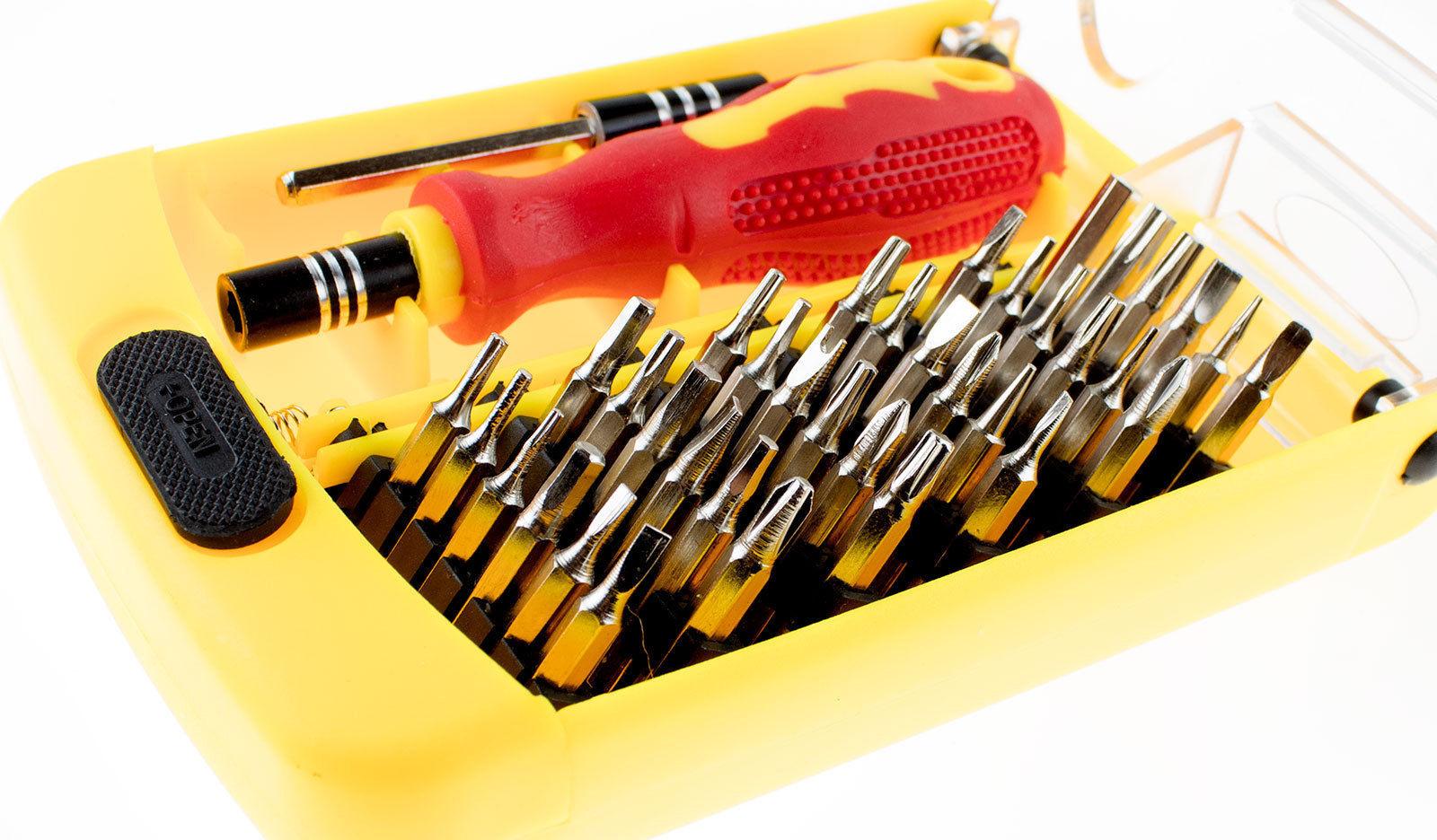38in1 Precision Torx Screwdriver Tools Kit Set For Repair Electronics PC Laptop
