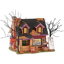 Department 56 Halloween Village Party Lit House - $130.74