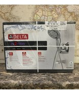 144789-I Delta Vesna Chrome In2ition Bathtub & Shower Faucet w/CARTRIDGE... - $244.50
