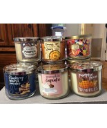BATH & BODY WORKS CANDLES NEW - $23.79