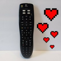 Logitech Harmony 300 4-Device All TV DVD Universal Remote WORKS FAST SHI... - $17.96