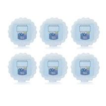 Six (6) Yankee Candle Beach Walk Wax Melts Tarts Home Fragrance - $18.00